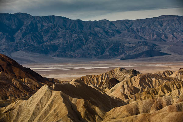Death Valley, Zabriskie Point