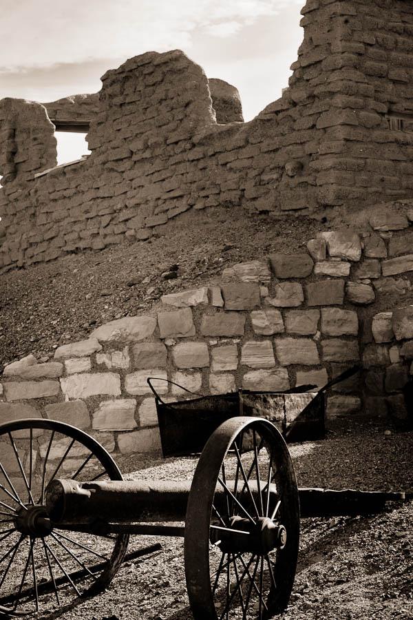 Death Valley, Borax Works