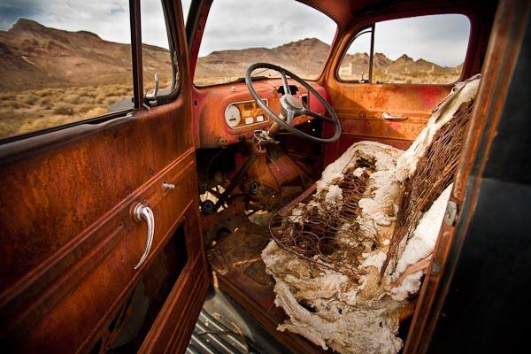 antique classic truck