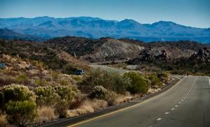 Arizona countryside