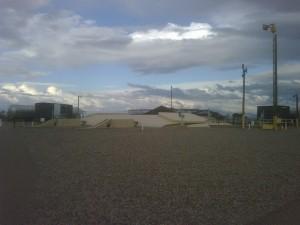 missile silo cover