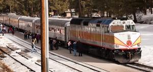 Grand Canyon Train