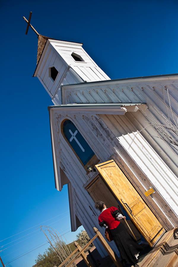 Elvis chapel Apache Movieland