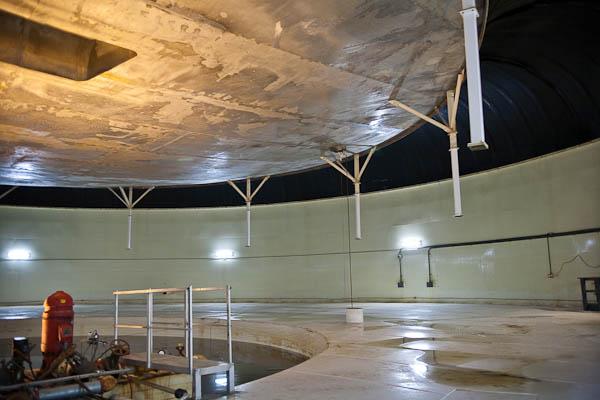 biosphere 2 lung