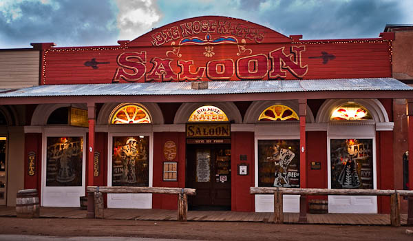 Big Nose Kate Saloon Tombstone Arizona