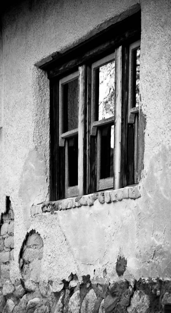El Presidio Downtown Tucson window