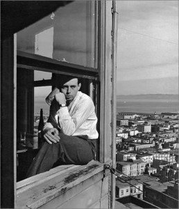 John gutmann self portrait in san fransisco 1934
