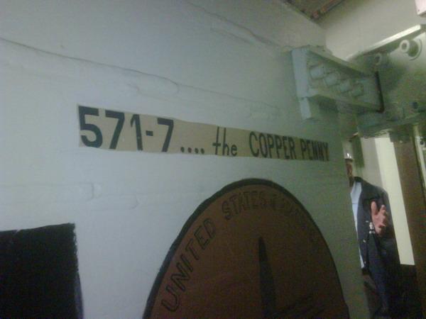 Missile Museum Blast Door