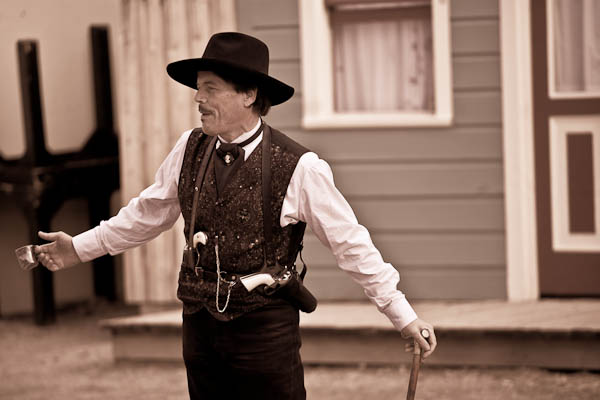 Ok Corral Doc Holliday