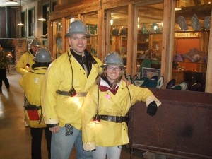 Queen Mine tour in Bisbee