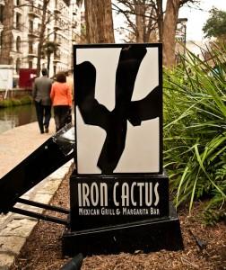 Iron Cactus restaurant