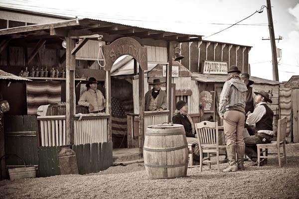 Tombstone Oriental Saloon