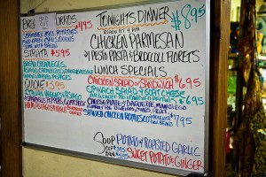 bisbee high desert market menu