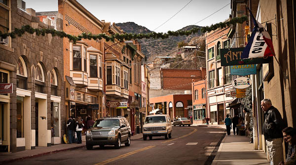 bisbee arizona main street