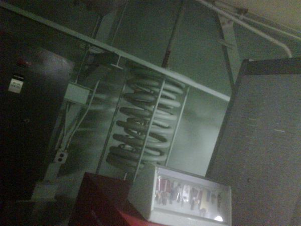 control room springs
