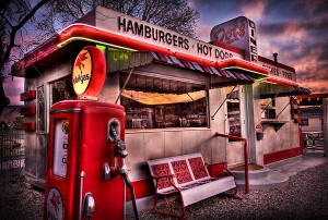 dots diner bisbee arizona