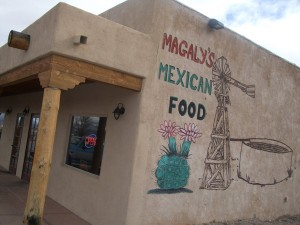 magalys mexican food benson great Salsa