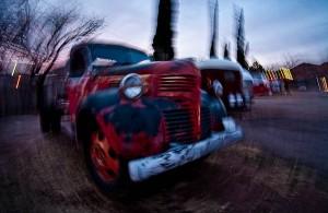 shady dell rv park truck