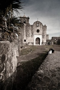 Goliad Presidio La Bahia chapel