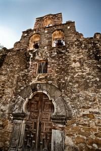 San Antonio Spanish Mission Espada