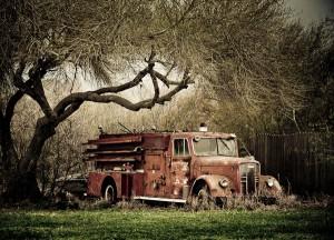 1956 Ward LeFrance Fire Truck