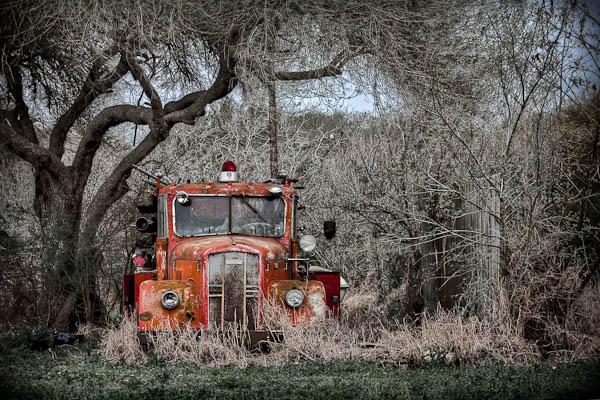 Ward LeFrance Pumper fire truck