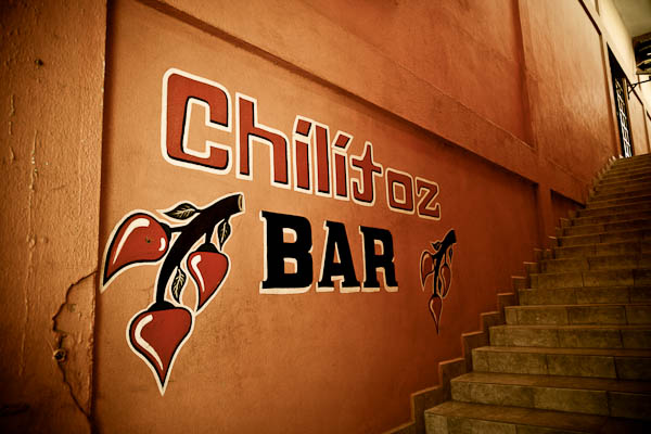 chilitoz bar in mexico