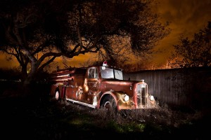 1956 Ward LeFrance Pumper – Classic Fire Truck
