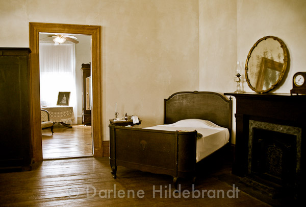 st joseph plantation bedroom