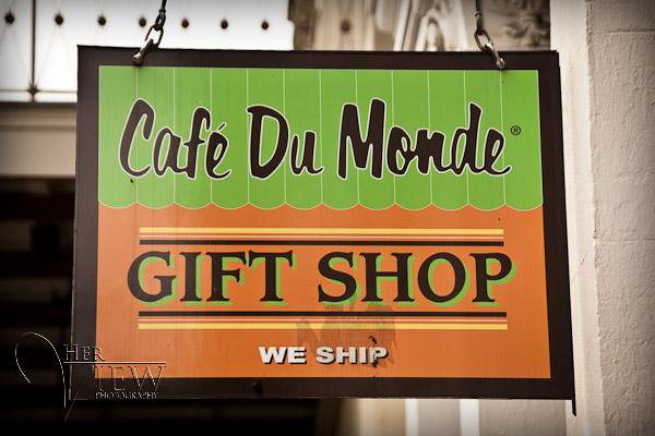 cafe du monde gift shop