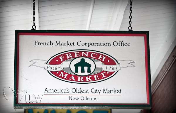 Americas oldest city market new orleans