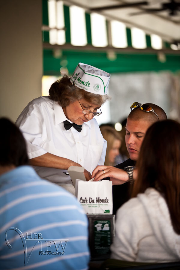 cafe du monde take out