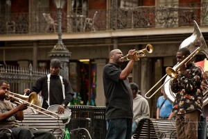 jazz bank Jackson Square
