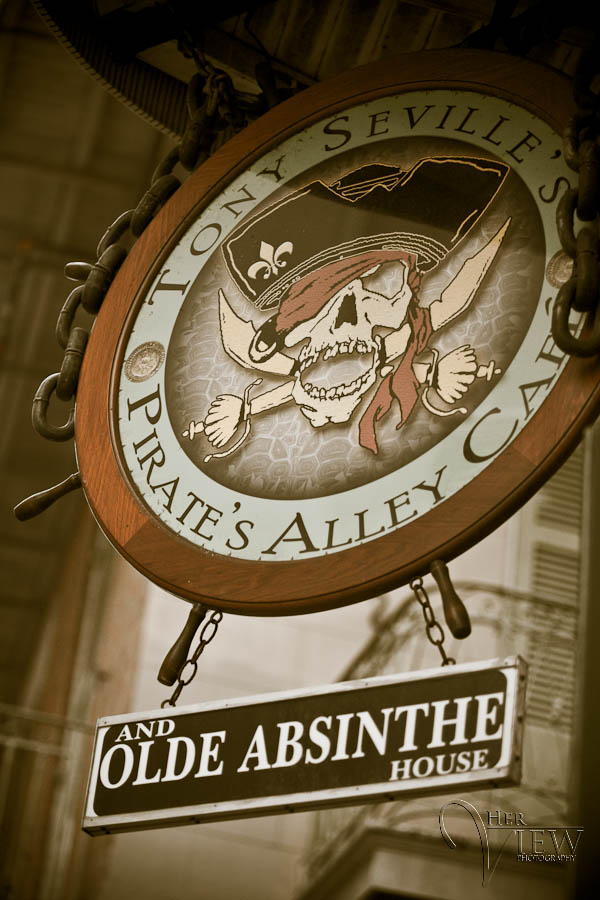 Pirate's Alley Cafe and Absinthe House