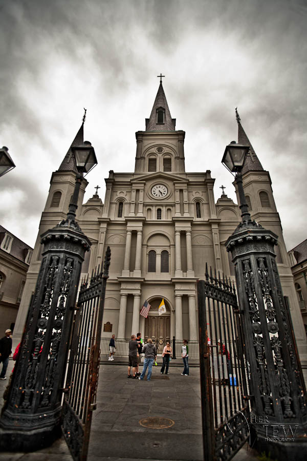 St Louis Cathedral, Jackson Square