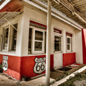 Dawg House Diner in Dwight on Route 66